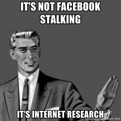 How Facebook has RevolutionizedStalking